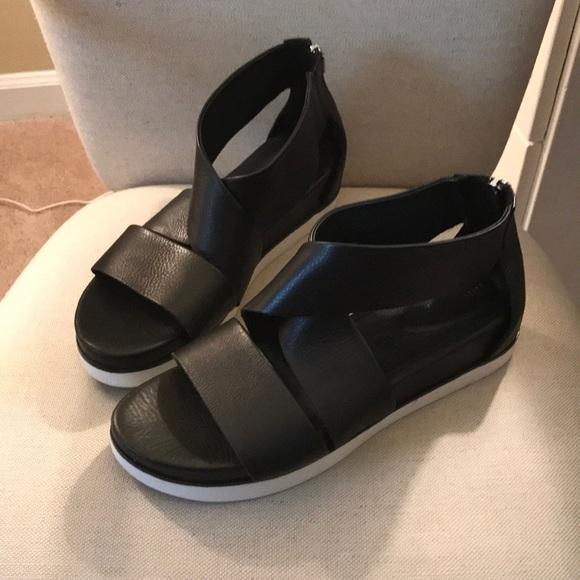 e57beac95d5a bussola Shoes - Bussola Peggy Sandals size 41 Black Leather